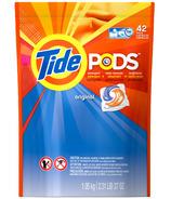 Tide Laundry Detergent PODS Original