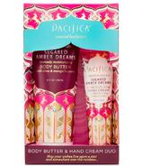 Pacifica Body Butter & Hand Cream Duo