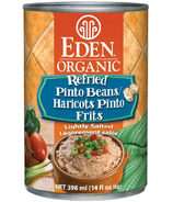 Eden Organic Canned Refried Pinto Beans