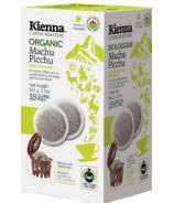Kienna Coffee Roasters Machu Picchu Coffee Pods