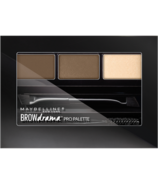Maybelline Brow Drama Pro Palette In Soft Brown