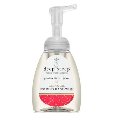 Deep Steep Argan Oil Foaming Hand Wash