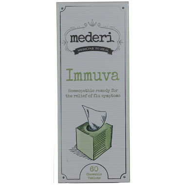 Mederi Immuva Chewable Tablets
