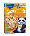 Barbara's Organic Snackimals Cereal