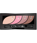 CoverGirl Eye Shadow Quads Blooming Blushes