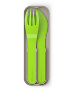 Monbento MB Pocket Cutlery in Green