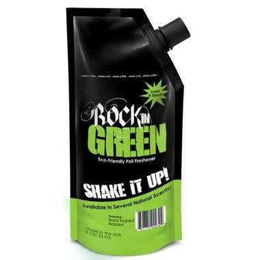 Rockin\' Green Shake It Up Pail Freshener