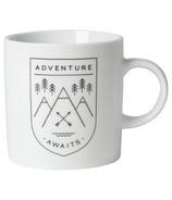 Danica Studio Adventure Awaits Short Mug
