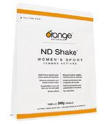 Orange Naturals ND Shake Women's Sport