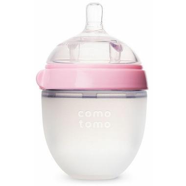 Como Tomo Silicone Baby Bottle