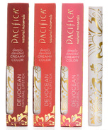 Pacifica Devocean Natural Lipstick Deeply Devoted Creamy Color