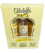 Be Delectable Lemon & Cream Trio