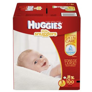 Huggies Little Snugglers Giga Pack Diapers
