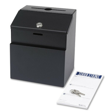 Safco Metal Suggestion Box