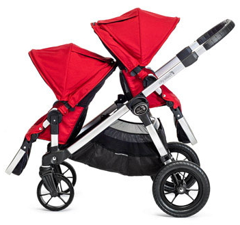 Buy Baby Jogger City Select Red Bundle From Canada At Well