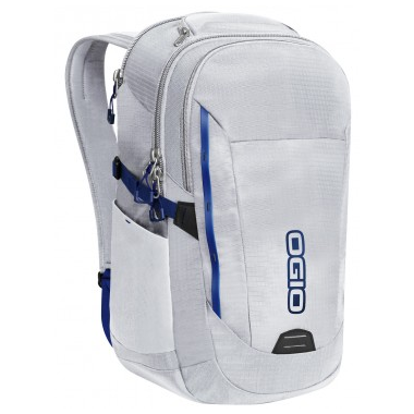 OGIO Ascent Pack in White/Navy
