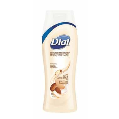Dial Healthy Moisture Body Wash with Soy & Almond Milk