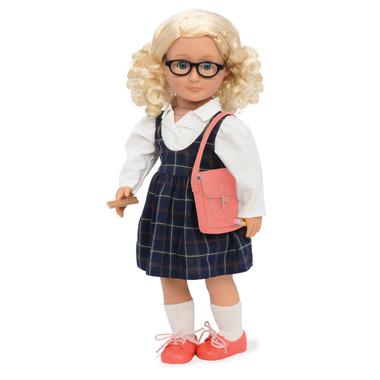 Our Generation Perfect Score School Uniform Delux Outfit