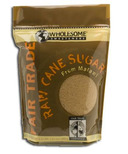 Wholesome Sweeteners Fair Trade Raw Cane Sugar