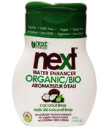 Next Remedies Organic Water Enhancer Coconut Lime