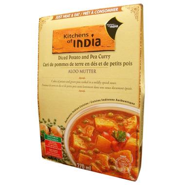 Kitchens Of India Potato & Pea Curry