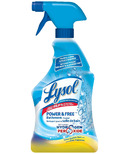 Lysol Power & Free Bathroom Cleaner With Hydrogen Peroxide Spray