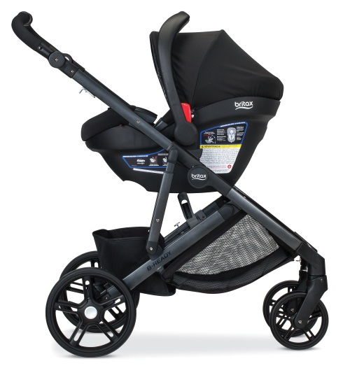 buy britax 2017 b ready stroller mist at free shipping 35 in canada. Black Bedroom Furniture Sets. Home Design Ideas