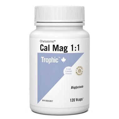 Trophic Chelazome Calcium Magnesium 1:1