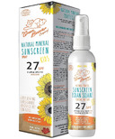 Green Beaver Natural Mineral Sunscreen Spray for Kids