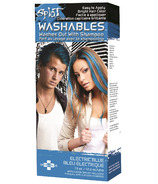 Splat Washables Hair Colour in Electric Blue