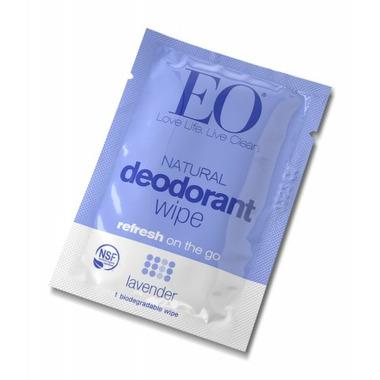Everyone Deodorant Wipes Lavender