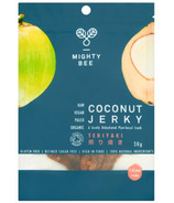 Mighty Bee Organic Vegan Coconut Jerky Teriyaki
