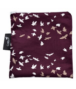 Colibri Reusable Snack Bag Large in Flock