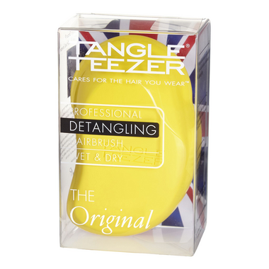 Tangle Teezer The Original Detangling Hairbrush Yellow/Pink