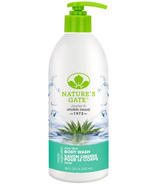Nature's Gate Aloe Vera Velvet Moisture Body Wash
