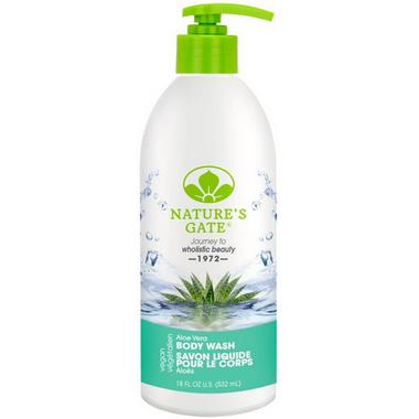 Nature\'s Gate Aloe Vera Velvet Moisture Body Wash