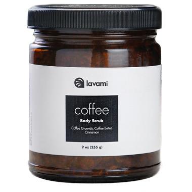 Lavami Coffee Body Scrub