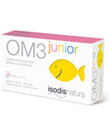 OM3 Junior Chewable -Strawberry Flavour