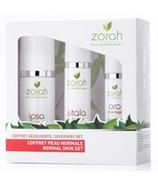 Zorah Normal Skin Discovery Set