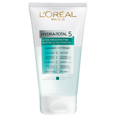 L\'Oreal Paris Hydra-Total 5 Gel Cleanser