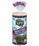 Lundberg Organic Brown Rice Cakes