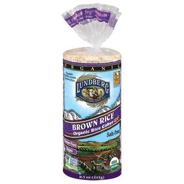 Buy Lundberg Organic Brown Rice Cakes at Well.ca | Free