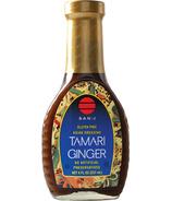 San-J Tamari Ginger Salad Dressing