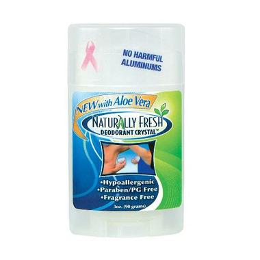 Naturally Fresh Deodorant Crystal Stick Reviews