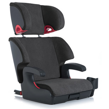 Clek Oobr Full Back Booster Seat Shadow