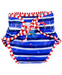 Kushies Washable Swim Diaper Ahoy