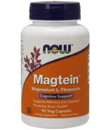 Now Magtein Magnesium L-Threonate