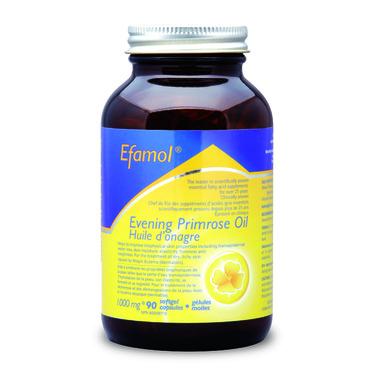 Efamol Evening Primrose Oil 1000 MG