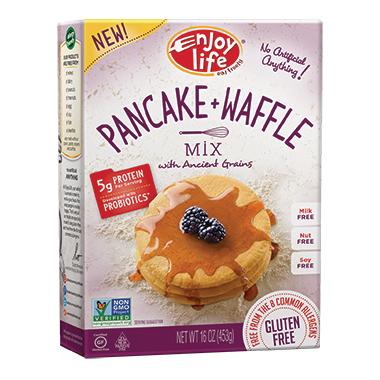 Enjoy Life Pancake and Waffle Mix