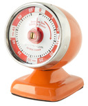 Fox Run Orange Streamline Timer
